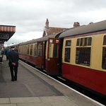 Bishop's Lydeard- end of line