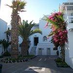 Mediterranean Beach Resort Picture
