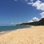 Praia reservada e bem tranquilo. Local imperdível!!!