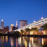Downtown Cleveland Skyline