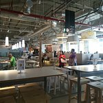 Welcome to Ikea.....cafeteria