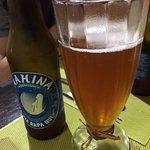 Cerveza artesanal Mahina