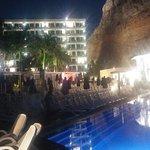 Pool and Atlantic Pool bar