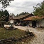 Village western en octobre 2016