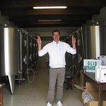 Our owner and host in his winery.