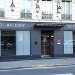 Hotel Waldorf Montparnasse Foto