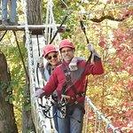 Photo de Navitat Canopy Adventures - Asheville Zipline
