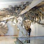 El árbol de la vida. museo Manuel Ussa, Guadalest.
