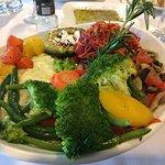 Delicious Vegetarian Main Course