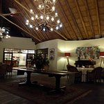 Foto de Palm Restaurant at Ilala Lodge Hotel