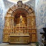 Church of Sao Lourenco de Almancil Foto