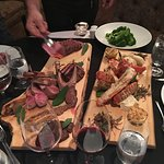 Platter to share Surf and turf