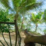 View from Bure Marau