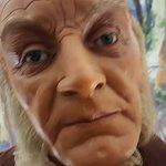 John Quincy Adams Stares at you