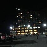De noche el Hotel