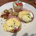 The great Eggs Benedict!