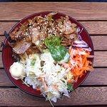 Pork Donburi