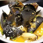 Blue Mussel & Clam Mixed Bowl