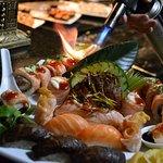 Uma das delicias do festival omakase