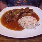 Dinner at Mykonos