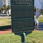 Unconditional Surrender Sculpture Photo