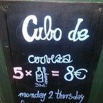 Yep has 5 beers for 8 euro