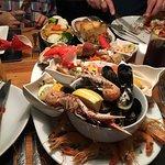 Man Fridays Seafood Restaurant Foto