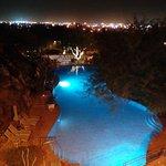 Half the pool!