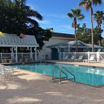 Foto de Tradewinds Beach Resort