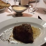 300 g. Filet Mignon + Sauce Dijonaise