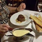 200 g Filet Mignon + Sauce Bernaise