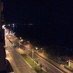 The corniche road - great location for the hotel - great value