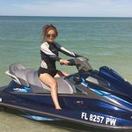 Photo de Clearwater Beach Jet Ski  Rentals and Guided Tours