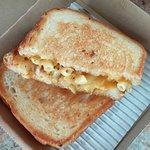 the grilled mac n cheese
