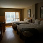 Spacious and super clean room