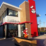 Front of & entrance to Jollibee