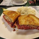 The Reubens was a 'mushy' disappointment