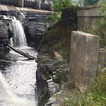 Cooper's Cave, So. Glen's Falls, NY - Below the hydroelectric dam #2
