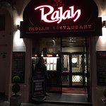 The Rajah, home of outstanding Indian cuisine!