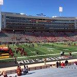 Capital One Field - Oct 15, 2016 Minnesota vs Maryland Game