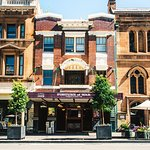 Sydney's Oldest Pub - Outside of Building