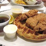Chicken and Waffle, Black Bear Diner, Milpitas, CA
