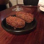 CROQUETAS Mushroom & Blue Cheese Croquette