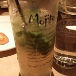 Their famous mojito