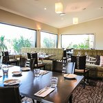 Enjoy a relaxing meal in a warm and friendly atmosphere