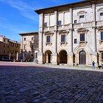 Piazza Grande a Montepulciano Foto