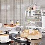 Coffee & Cakes -A cosy nook that serves freshly baked goods and decadent pastries, cakes and br