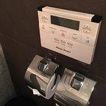 Washlet control