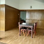 cottage room entrance