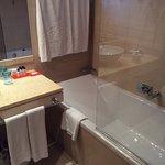 Wonderful shower